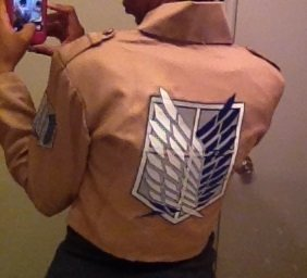 Attack on Titan Jacket2