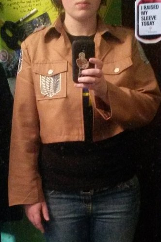 Attack on Aitan Jacket